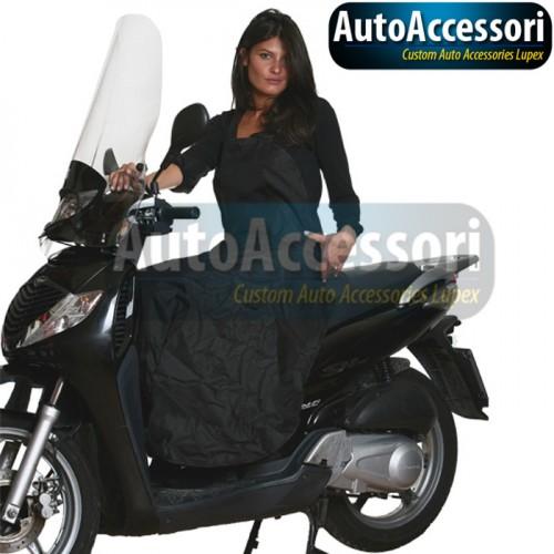 Coprigambe impermeabile per scooter