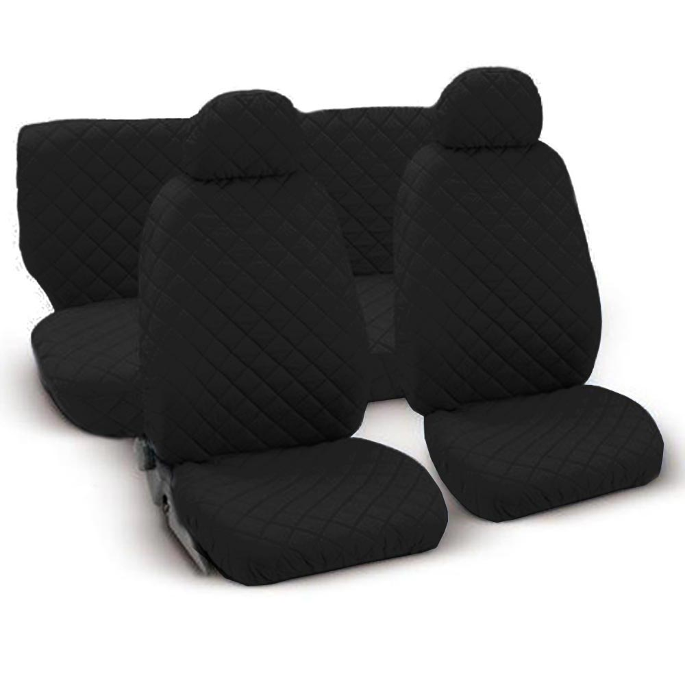 UNIVERSAL QUILTED COTTON SEAT COVERS